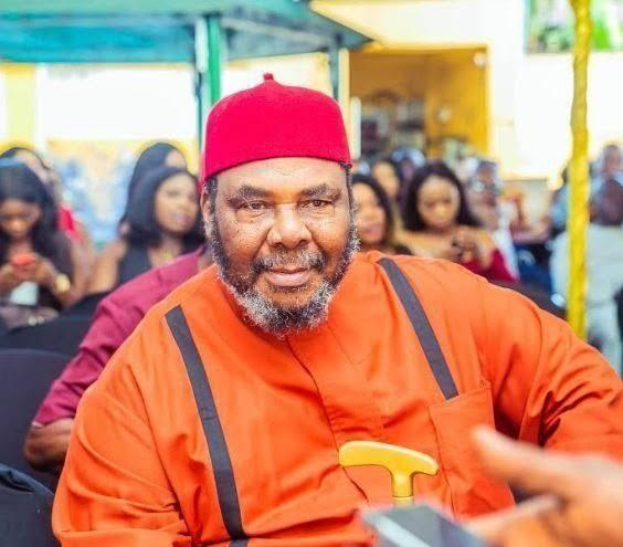 Pete Edochie supply condom