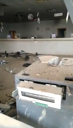 Graphic video of Wema bank robbery in Osun surfaces online