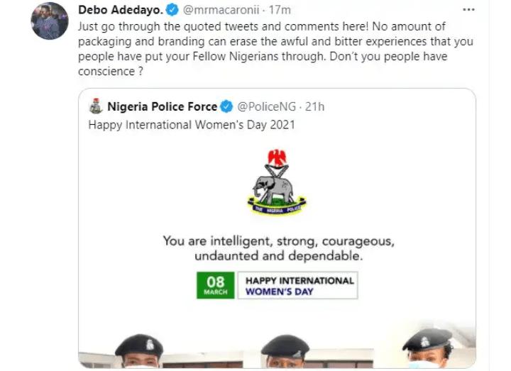 Mr. Macaroni Police International