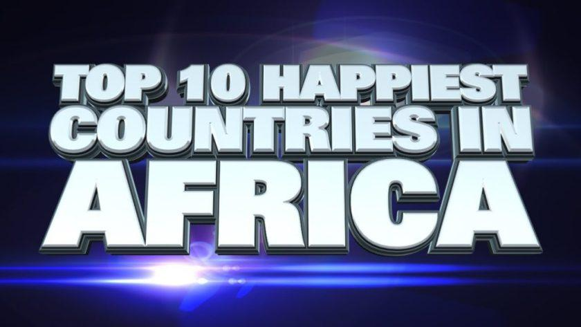 """""""Suffering and smiling"""" - Reactions as Nigeria is listed second happiest country in Africa"""
