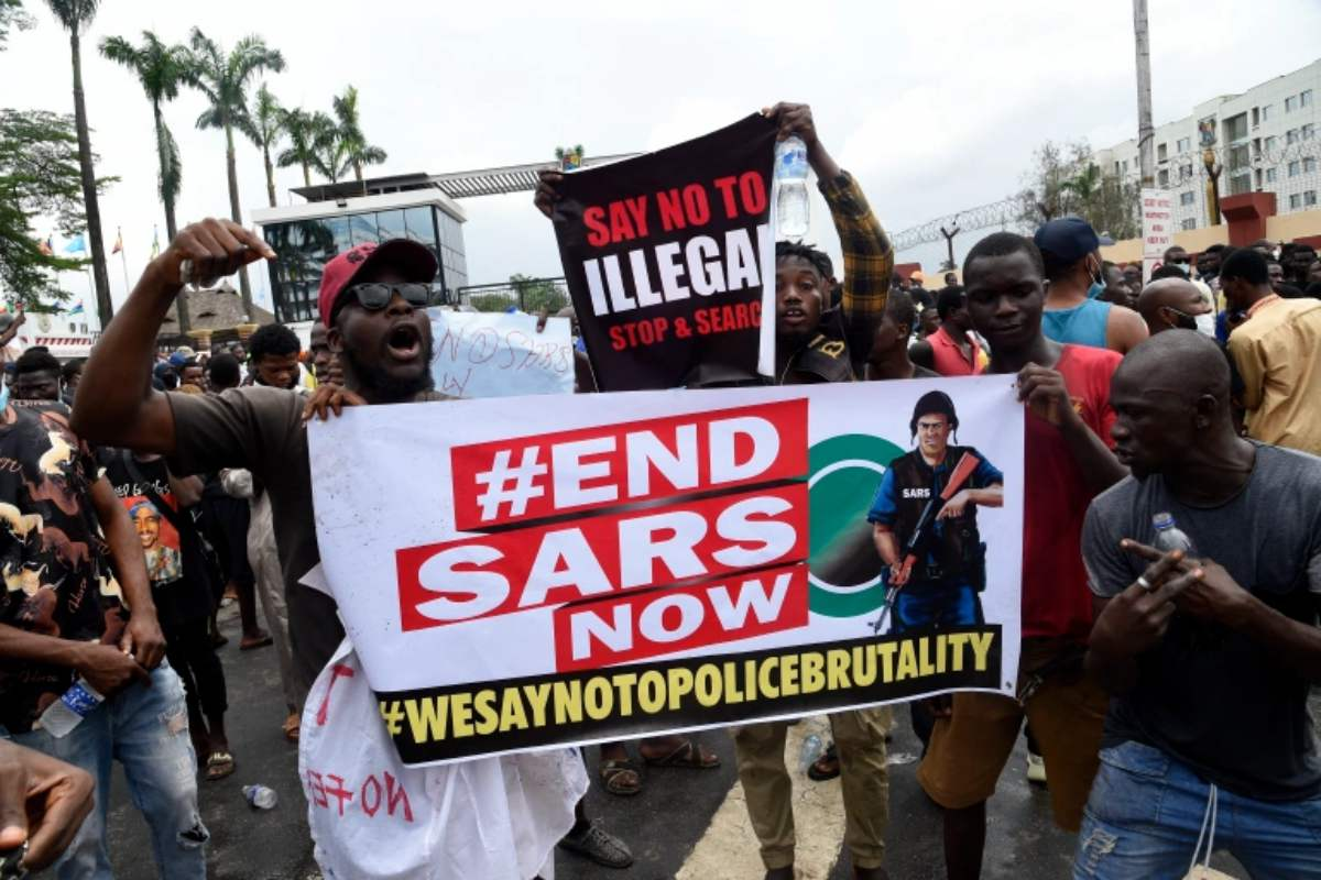 Lawyer who filed a case against 50 Endsars protesters is fake - NBA
