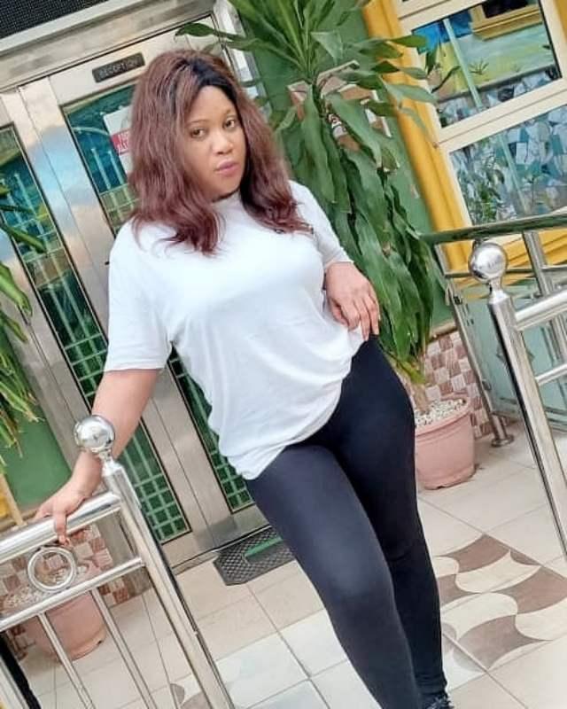 Actress, Esther Nwachukwu