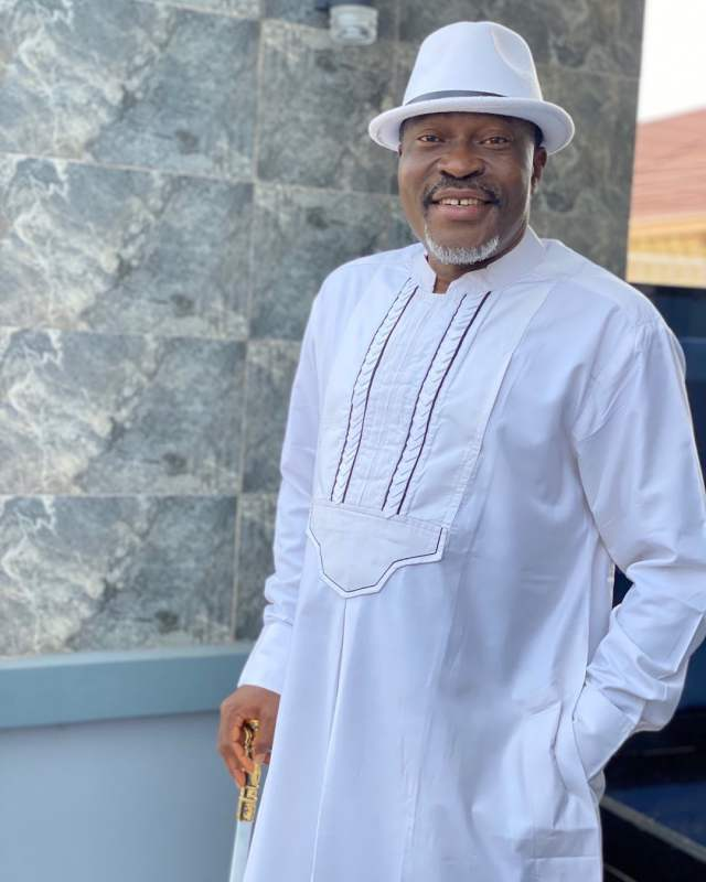 Veteran actor, Kanayo O. Kanayo celebrates 59th birthday