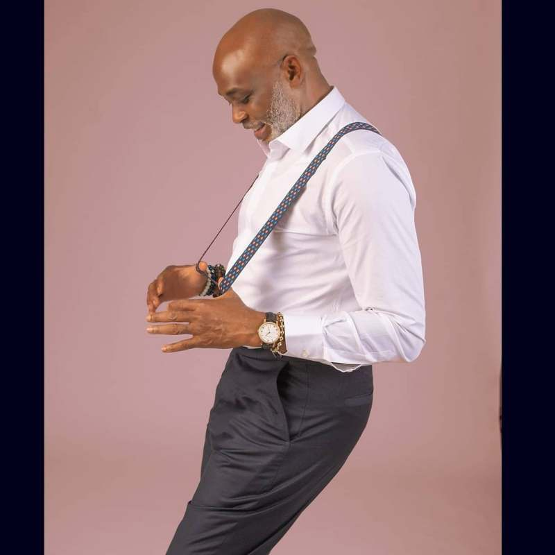 """""""My 60th birthday is a big deal for me"""" - RMD speaks on plans for healthy living (Video)"""