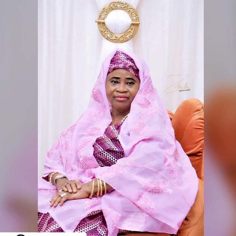 Actor Ayo Olaiya celebrates his mother on her birthday
