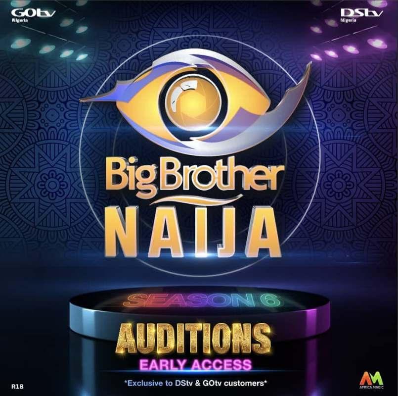 BBNaija Season 6: Organizers announces early access for auditions