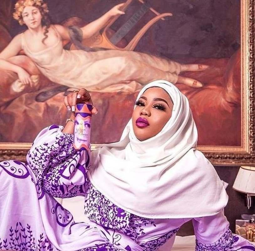 toyin lawani hijab muslim