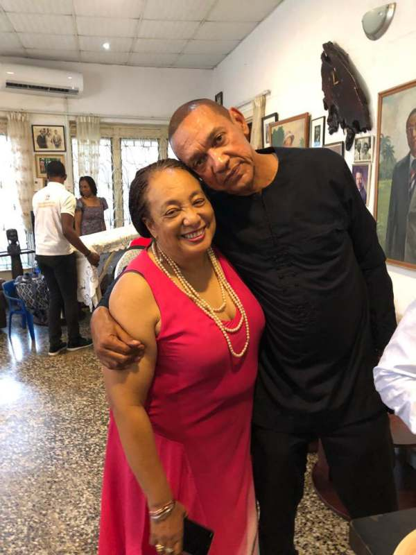 """""""My best friend of 43 years"""" - Ben Bruce marks one year remembrance of his late wife"""