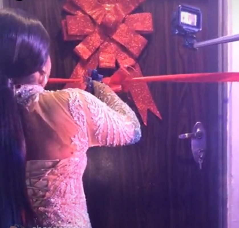 Reality star, Erica Nlewedim receives a house as birthday gift from Elites