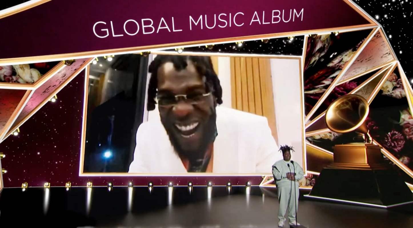 Atiku Shehu Grammy Wizkid