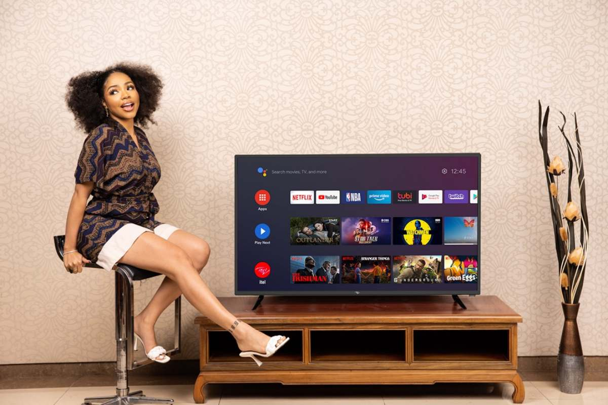 Nengi announces partnership with leading smartphone company, Itel Nigeria