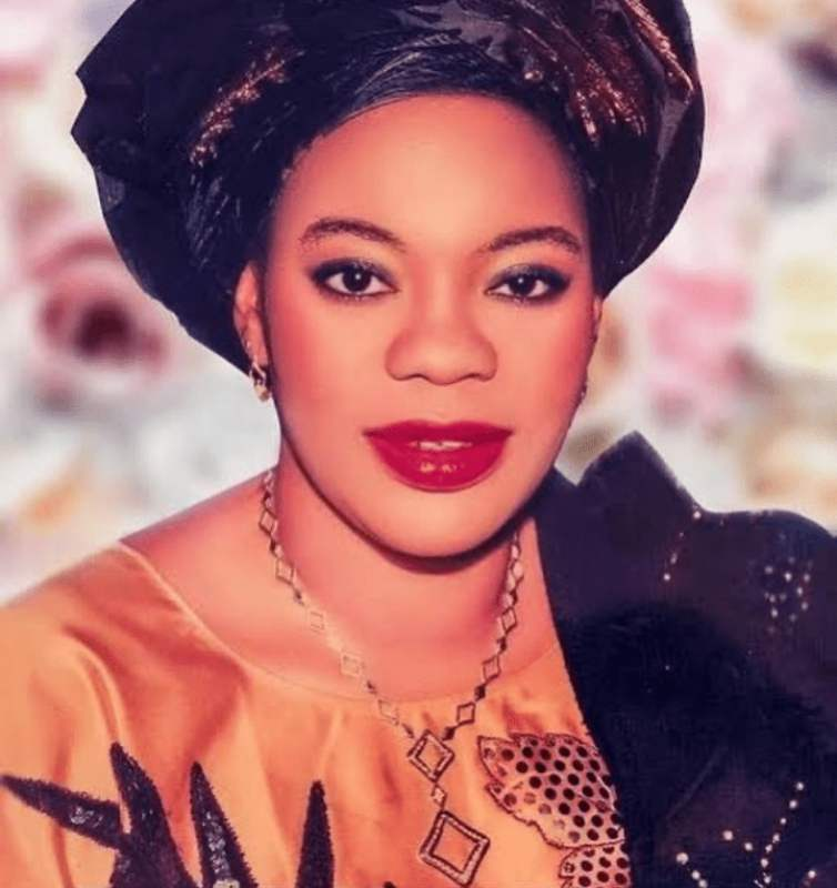 Toyin Lawani celebrates Mother's Day in tribute to her late mum