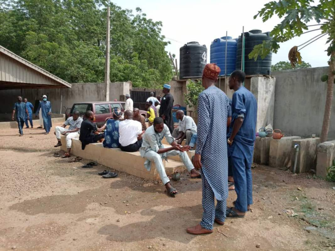 Veteran Nollywood Actor Sadiq Daba Laid To Rest (Photos)