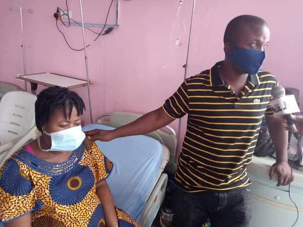 Nigerian Woman Welcomes Triplets After 11 Years Of Childless Marriage