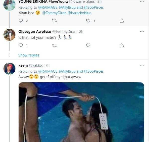"""""""He unlocked relationship premium"""" - Reactions as man showers praises on his two girlfriends"""