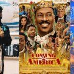 Davido performs 'Assurance' in Coming to America 2 movie (Video)