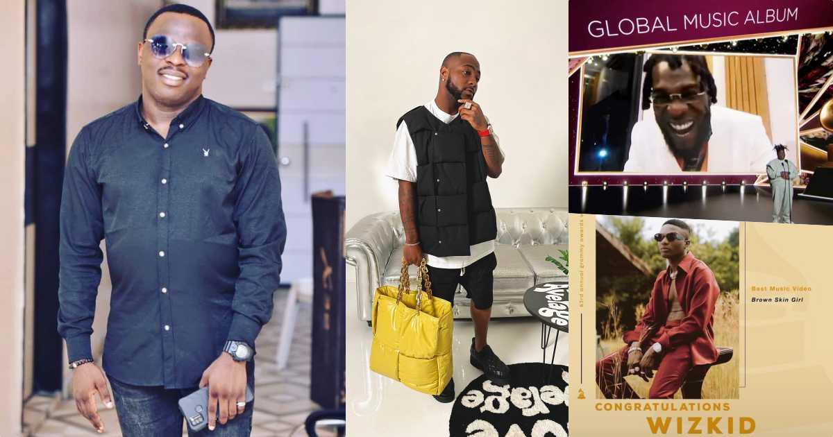 "Davido remains best in Africa"" - Pastor Omashola shades Wizkid, Burna Boy for winning Grammys (Video)"