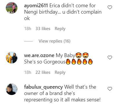 Reactions as Nengi allegedly snubs Erica's birthday for that of her friend (Video)