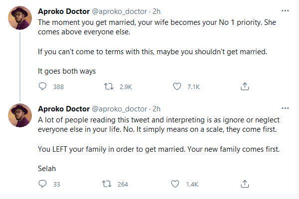 Aproko Doctor No.1 Priority
