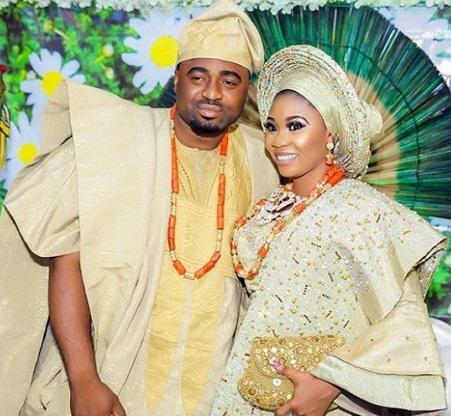 Wumi Toriola Cheating Husband