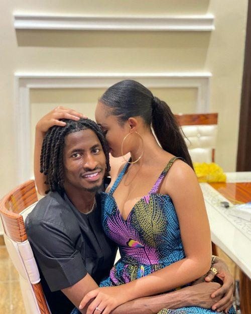 Yetunde Barnabas Marries Olayinka