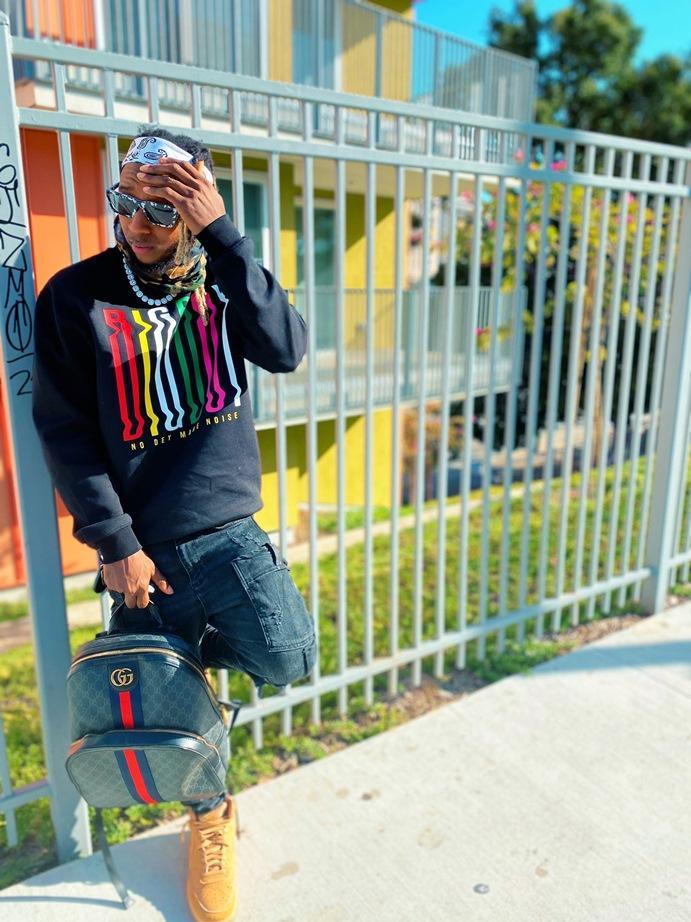Yung6ix Grammy Burna Boy
