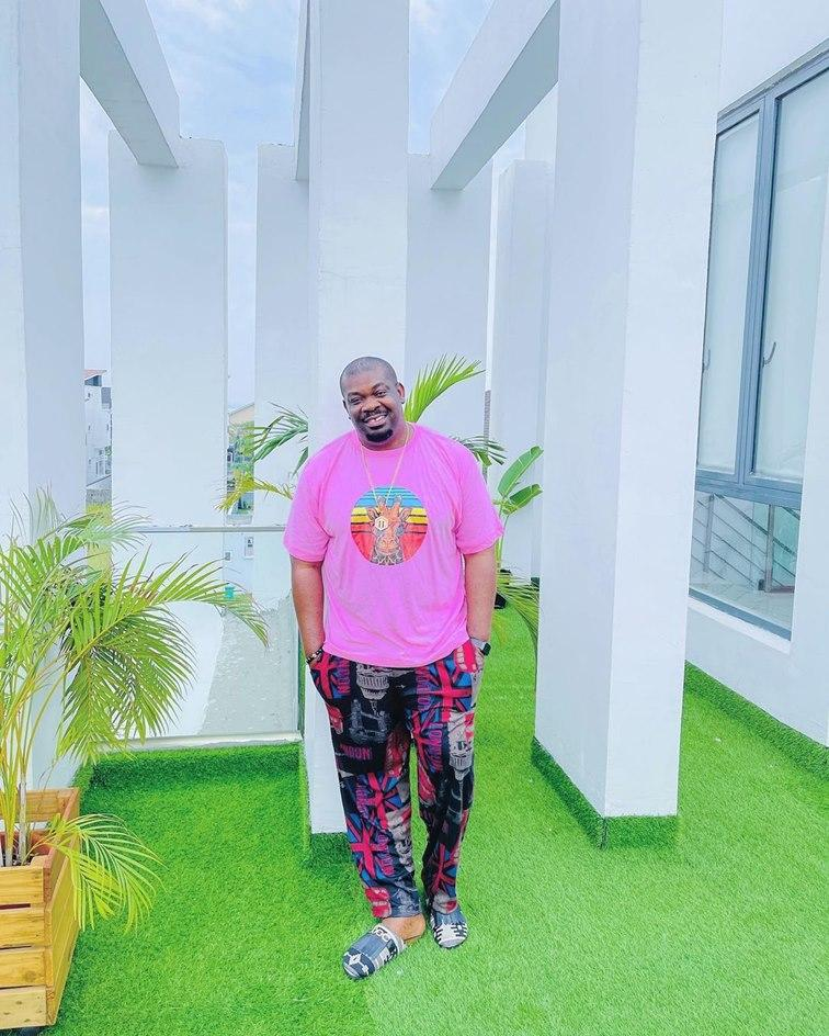 Don Jazzy Local Celebrities