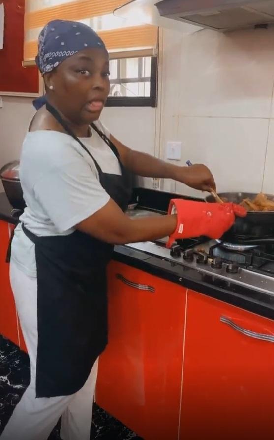 Funke JJC culinary skills