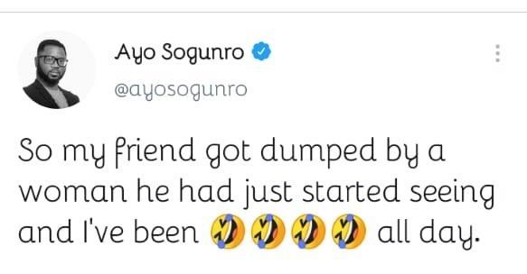 breakup dumped man