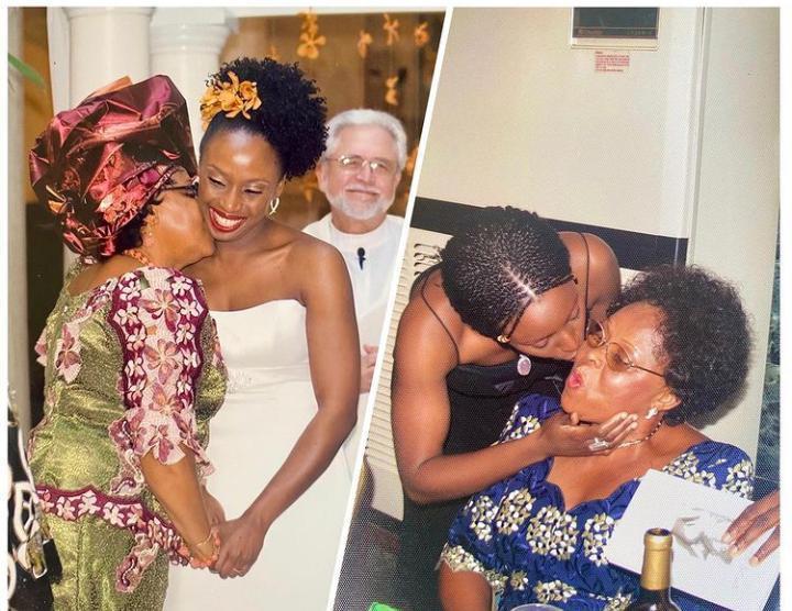 Chimamanda Adichie mother's death
