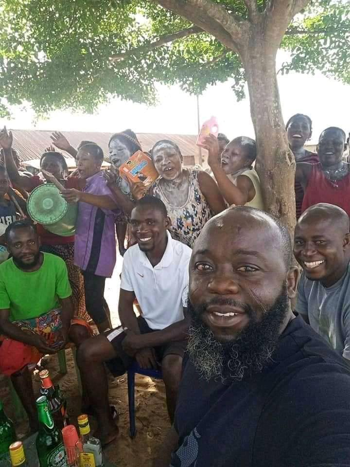 55-year-old Triplets Bayelsa Community