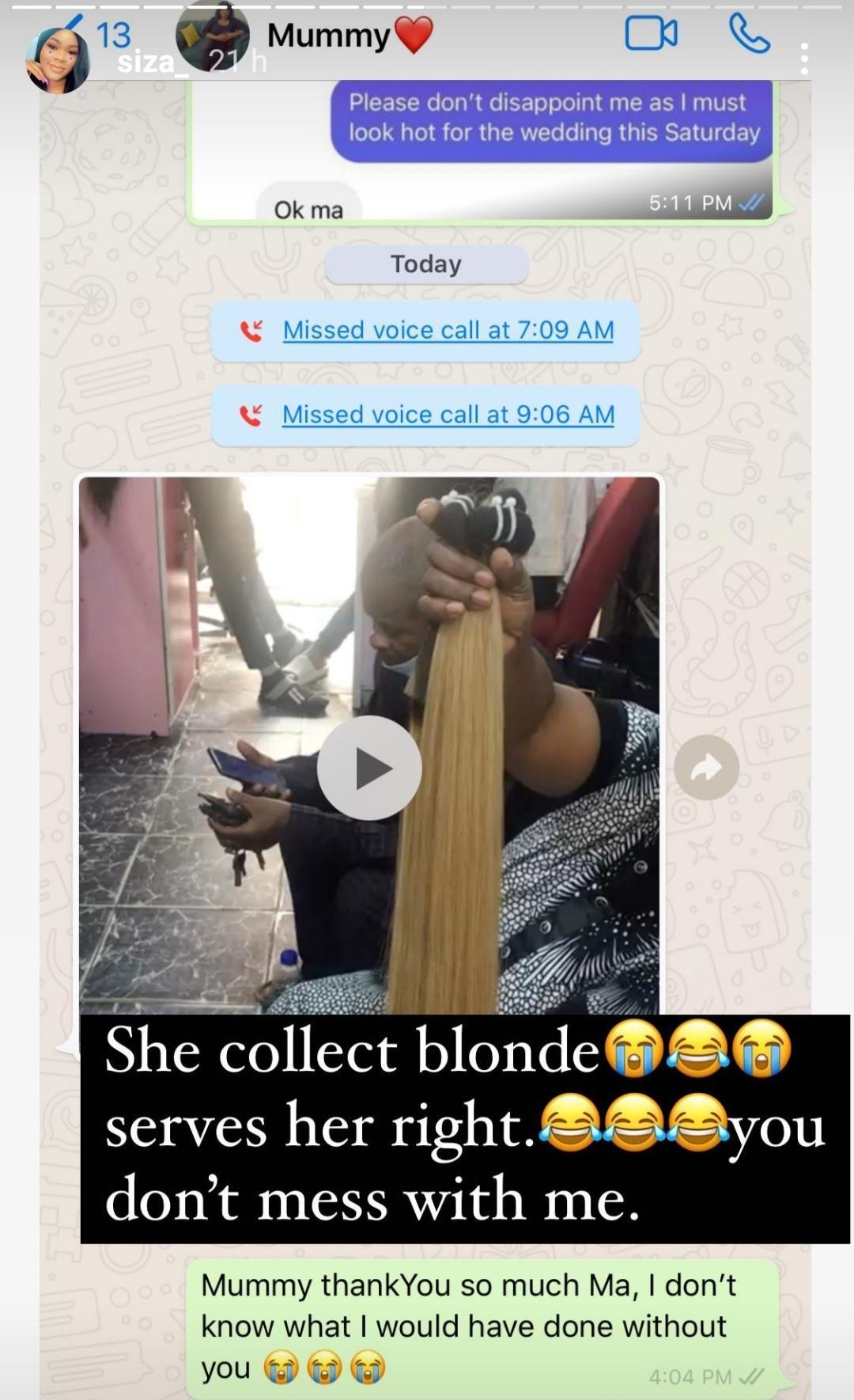 ordered delivered vendor fake
