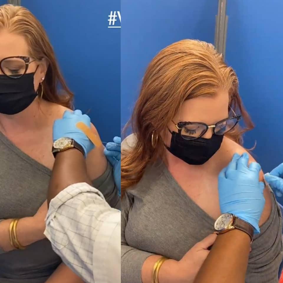 Laurie Idahosa covid-19 vaccine