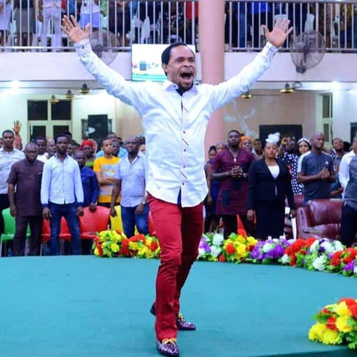 """""""All of you talking about me, I will settle you"""" - Pastor Odumeje says (Video)"""