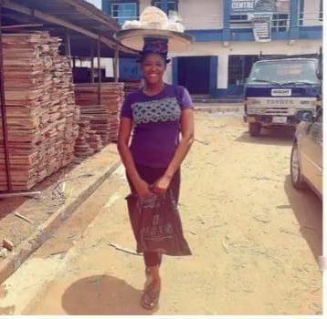 hawked bread Biola Adebayo