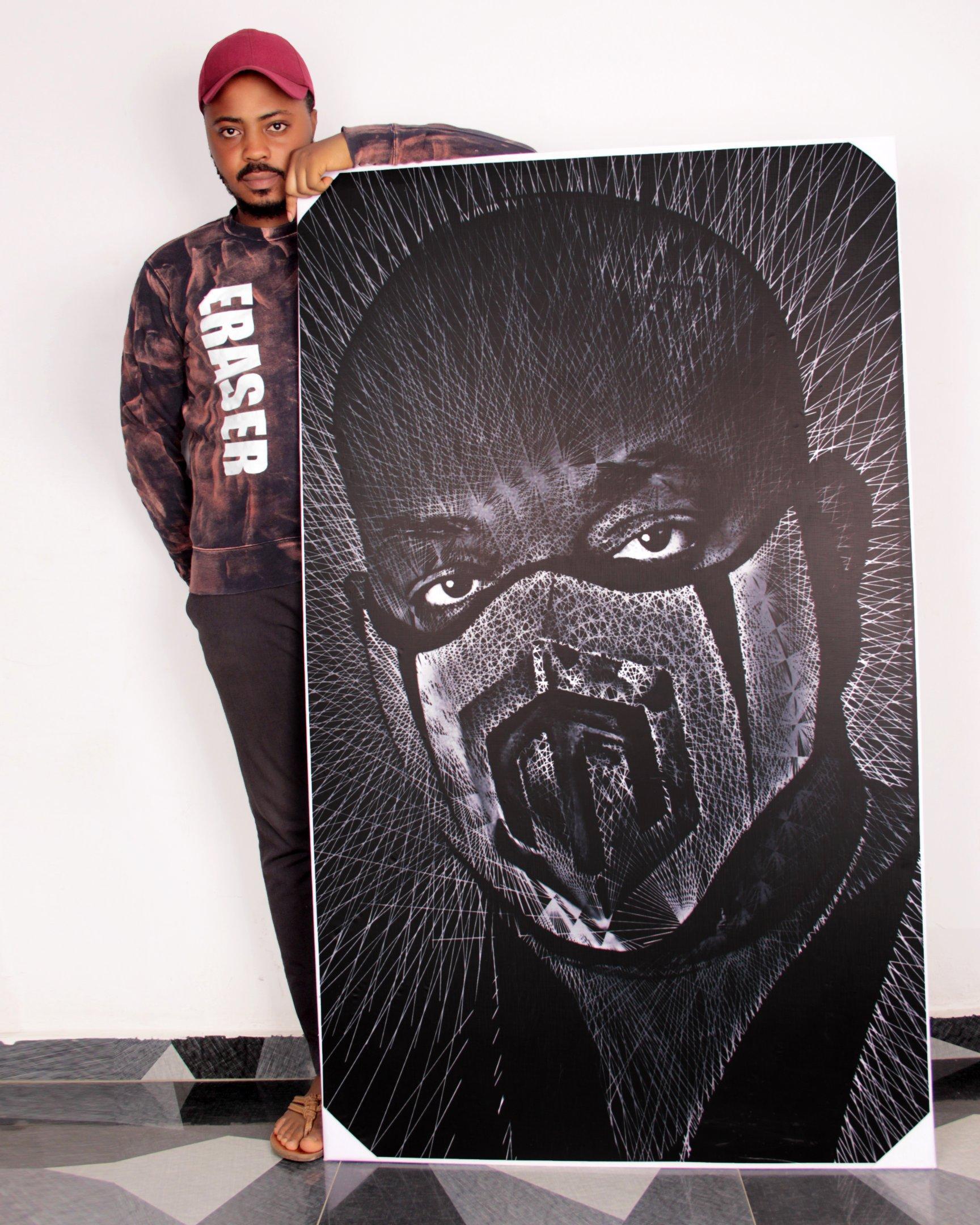 Don Jazzy Portrait Design