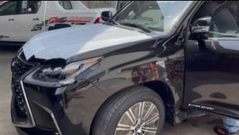 Actress, Funke Akindele acquires brand new Lexus Super Sport car (Video)