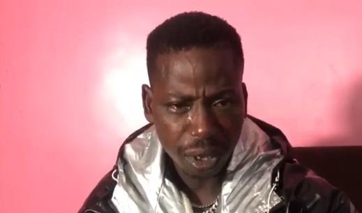 Black Camaru break into tears as he narrates struggle with colleague, Oba before fame (Video)