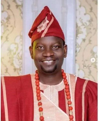 Mide Funmi celebrate husband