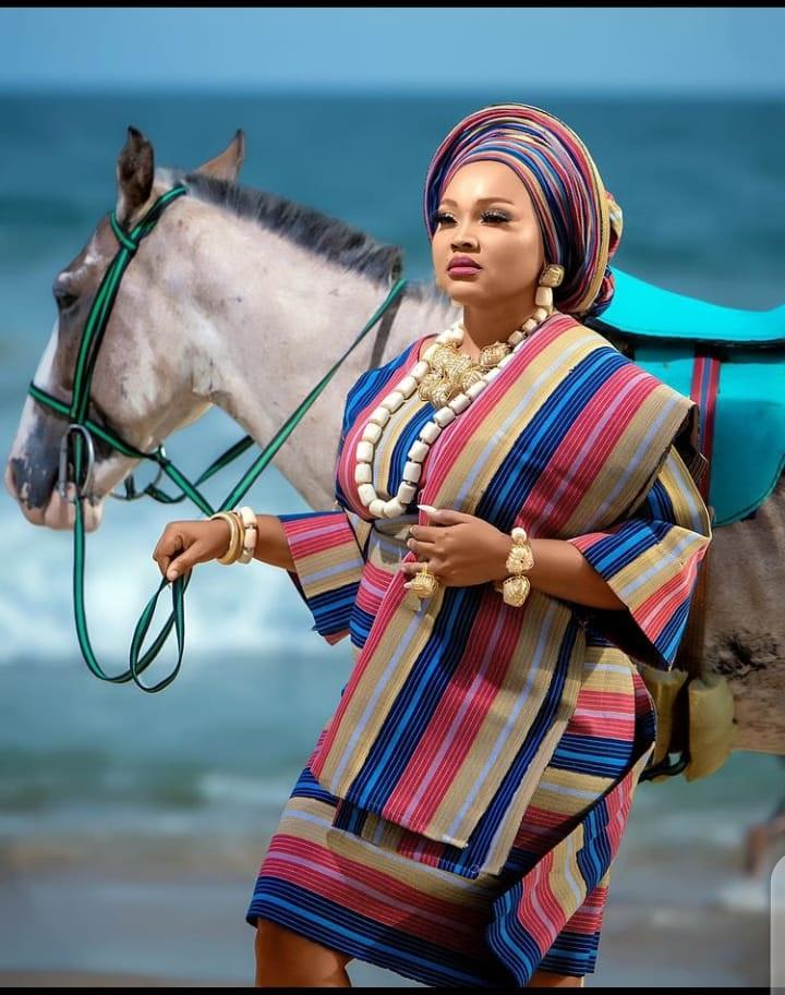 victim pity Mercy Aigbe
