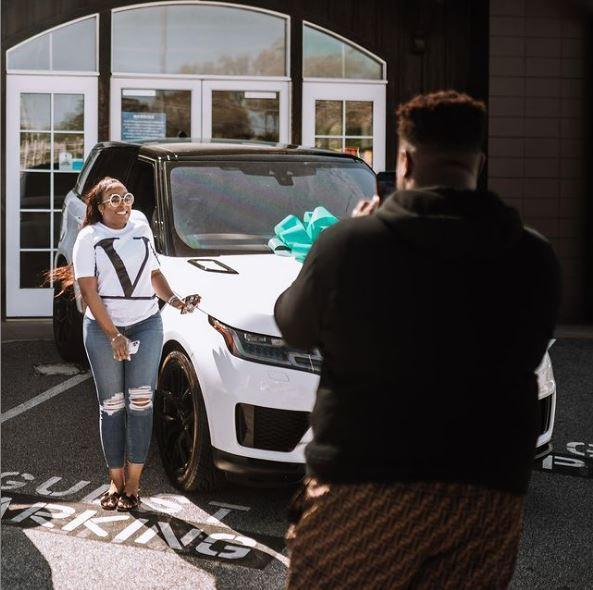 Adewale Adeleke wife car birthday
