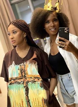 Adesua Etomi narates how she met Jemima Osunde in celebration of her birthday