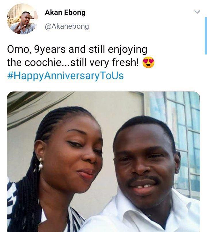 coochie wedding anniversary