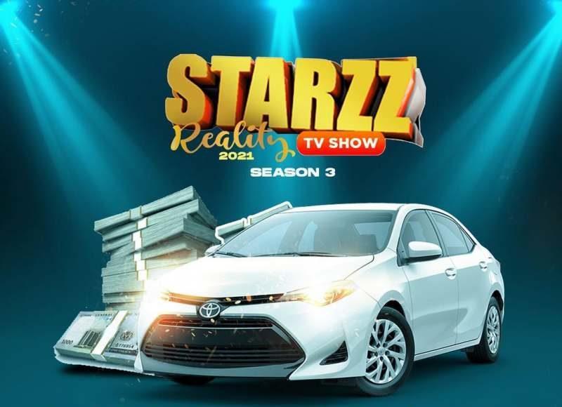 starzz reality show