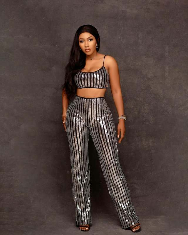 Mercy Eke denies being funded by a man, says she worked hard for her success (Video)