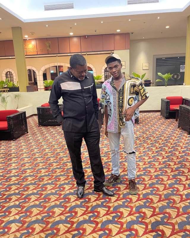 """Happy birthday my investments"" - Kanayo O. Kanayo celebrates son and daughter's birthday"