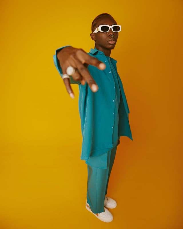 """Tell Burna to let me shine"" - Blaqbonez laments as Burna Boy's song tops his on music chart (Video)"