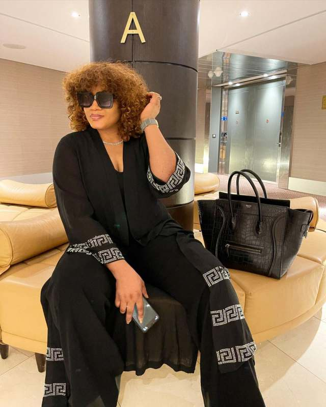 """""""I was a millionaire when I married at 18"""" - Omotola Jalade advises on financial stability before marriage"""