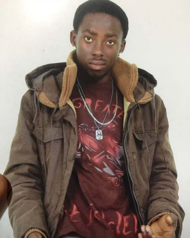 """I be like who dey thief car battery"" - Erigga says as he shares throwback photo"