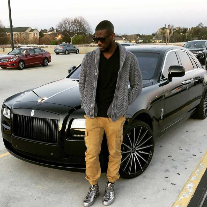 """I make more money now, call it greed it's your own cup of tea"" - Peter Okoye"